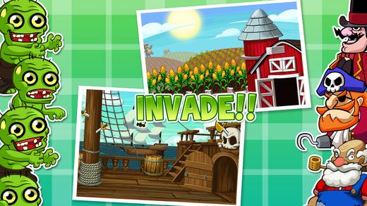 Zombie Farm 2 Ekran Görüntüleri - 4