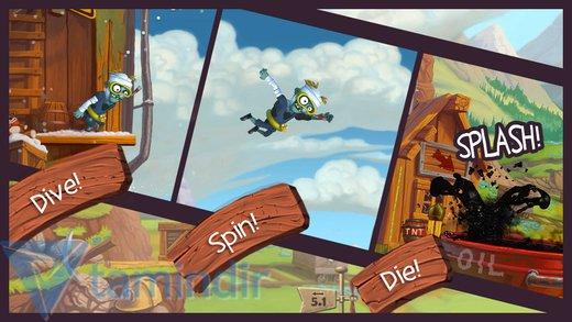 Zombie High Dive Ekran Görüntüleri - 4
