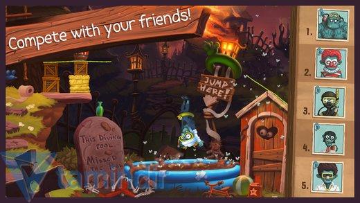 Zombie High Dive Ekran Görüntüleri - 1