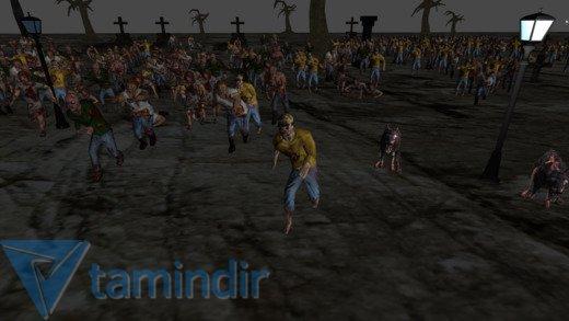 Zombie Ninja Killer 2014 Ekran Görüntüleri - 4