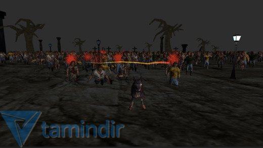 Zombie Ninja Killer 2014 Ekran Görüntüleri - 3