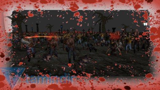 Zombie Ninja Killer 2014 Ekran Görüntüleri - 2