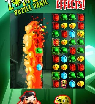 Zombie Puzzle Panic Ekran Görüntüleri - 3
