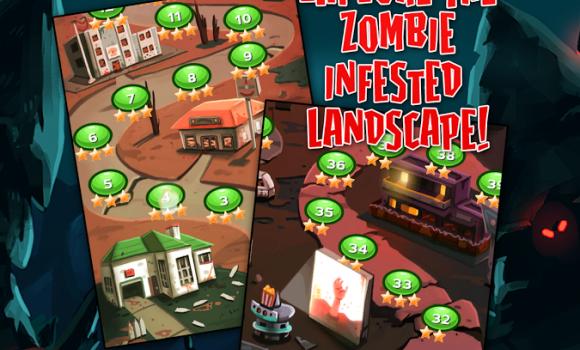 Zombie Puzzle Panic Ekran Görüntüleri - 2