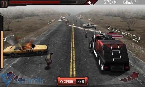 Zombie Roadkill 3D Ekran Görüntüleri - 2