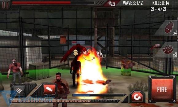 Zombie Roadkill 3D Ekran Görüntüleri - 1