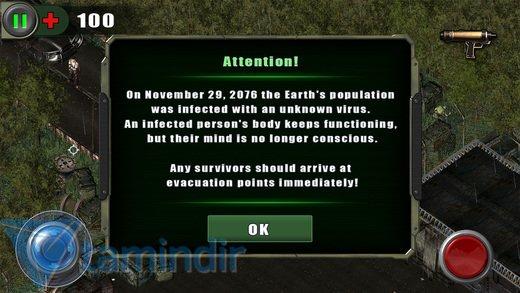Zombie Shooter - Infection Ekran Görüntüleri - 3