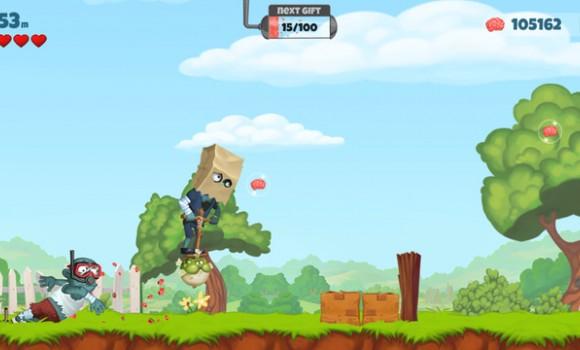 Zombie's Got a Pogo Ekran Görüntüleri - 3