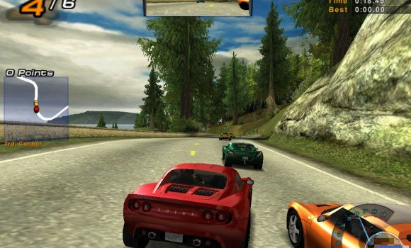 Need for Speed III: Hot Pursuit Ekran Görüntüleri - 1