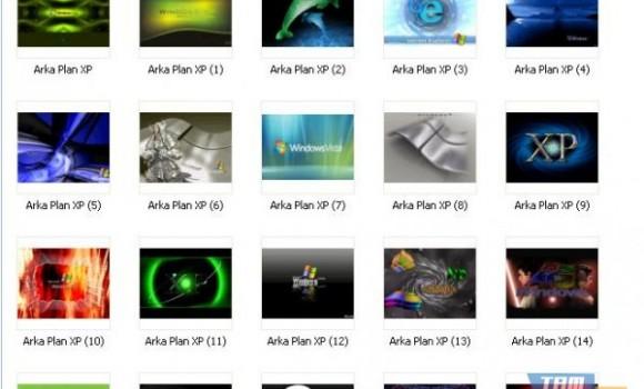 60 Adet Windows XP Arka Plan Ekran Görüntüleri - 3