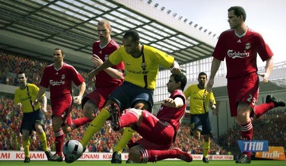 Pro Evolution Soccer 6 Ekran Görüntüleri - 3