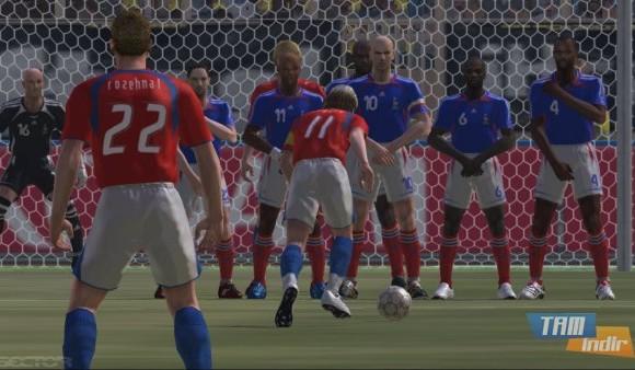 Pro Evolution Soccer 6 Ekran Görüntüleri - 1