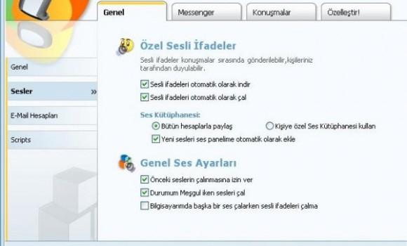 Messenger Plus! Live Türkçe yama Ekran Görüntüleri - 1