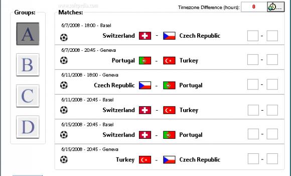 UEFA EURO 2008 Demo Ekran Görüntüleri - 4