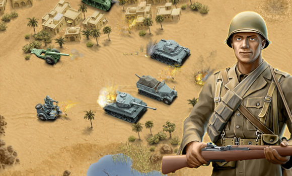 1943 Deadly Desert Ekran Görüntüleri - 5