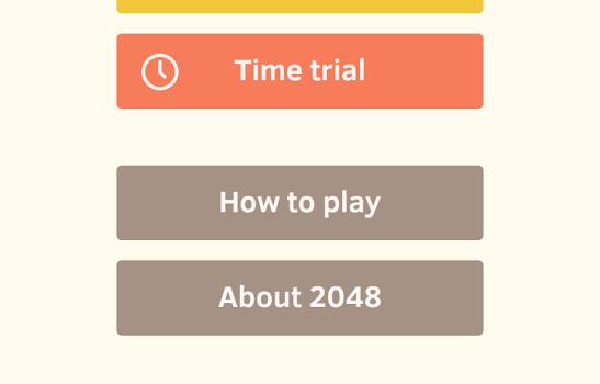 2048 by Gabriele Cirulli Ekran Görüntüleri - 3