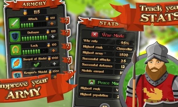 2048 Kingdoms Ekran Görüntüleri - 3