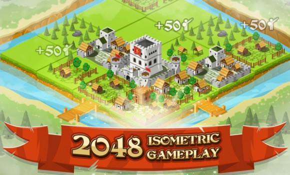 2048 Kingdoms Ekran Görüntüleri - 1