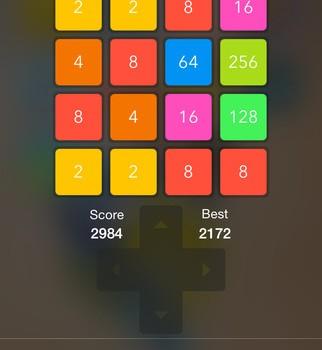 2048 Widget Ekran Görüntüleri - 4