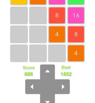 2048 Widget Ekran Görüntüleri - 3