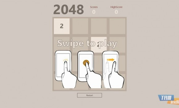 2048 Ekran Görüntüleri - 3