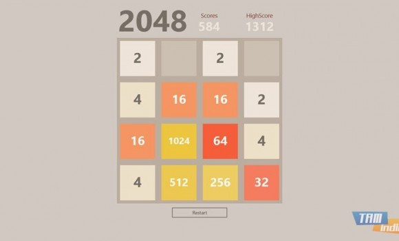 2048 Ekran Görüntüleri - 2