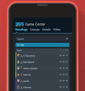365Scores Ekran Görüntüleri - 5