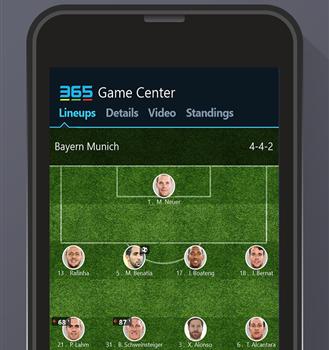 365Scores Ekran Görüntüleri - 2