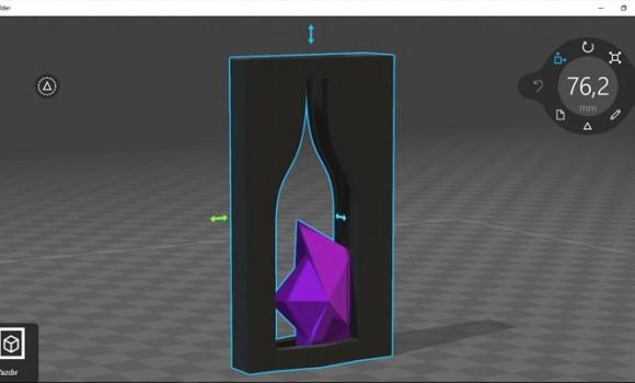 3D Builder Ekran Görüntüleri - 5