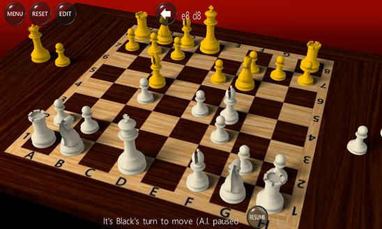 3D Chess Game Ekran Görüntüleri - 5