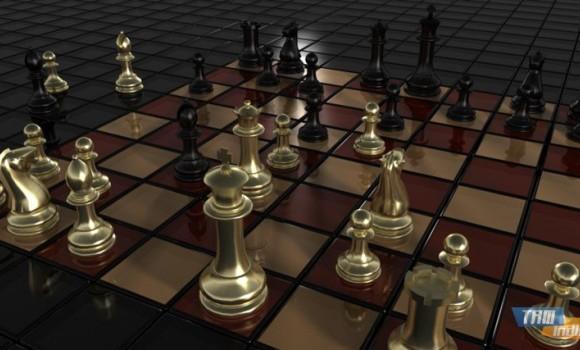 3D Chess Game Ekran Görüntüleri - 1