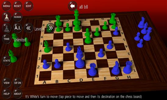 3D Chess Game Ekran Görüntüleri - 2