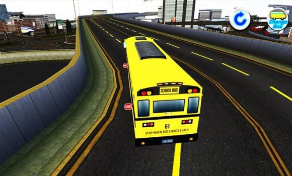 3D School Bus Simulator Ekran Görüntüleri - 4