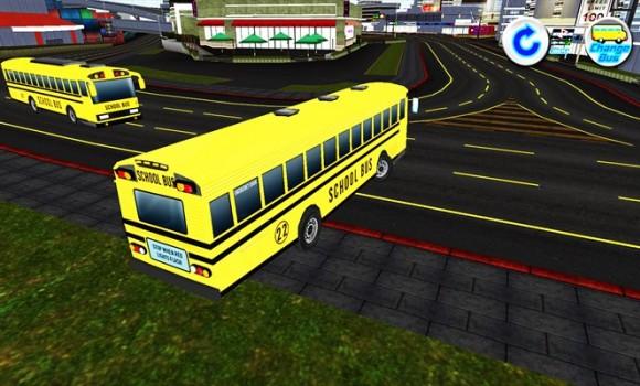3D School Bus Simulator Ekran Görüntüleri - 3