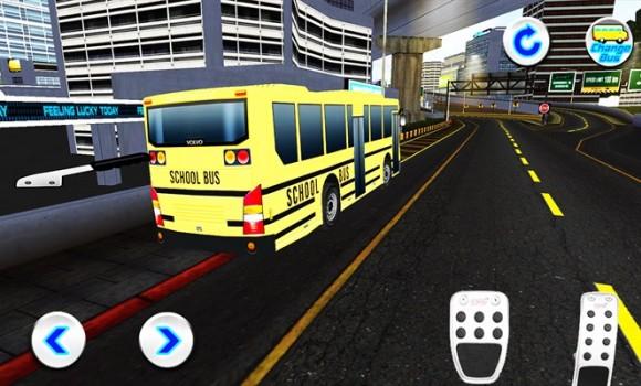 3D School Bus Simulator Ekran Görüntüleri - 2