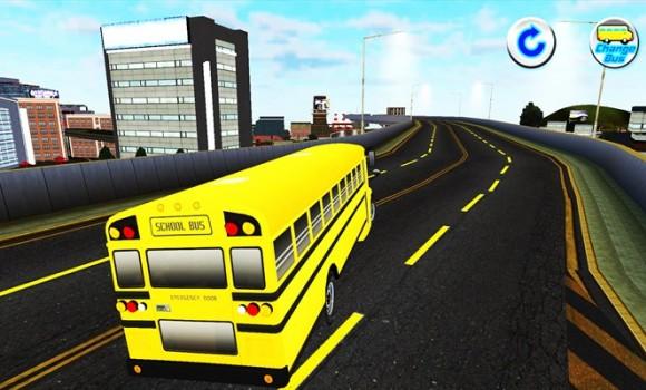 3D School Bus Simulator Ekran Görüntüleri - 1