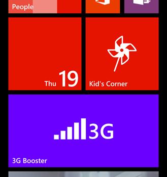 3G Internet Booster Ekran Görüntüleri - 1