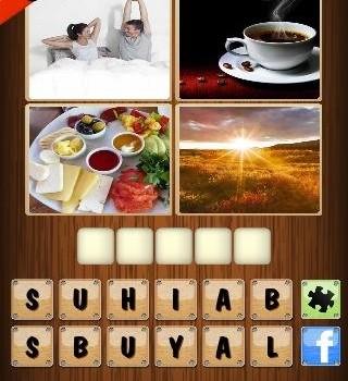 4 Resim 1 Kelime Ekran Görüntüleri - 2