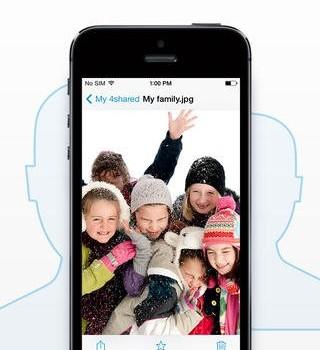 4shared Mobile Ekran Görüntüleri - 3