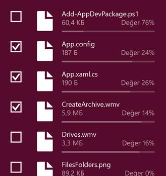 8 Zip Ekran Görüntüleri - 1