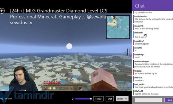8Stream Ekran Görüntüleri - 1