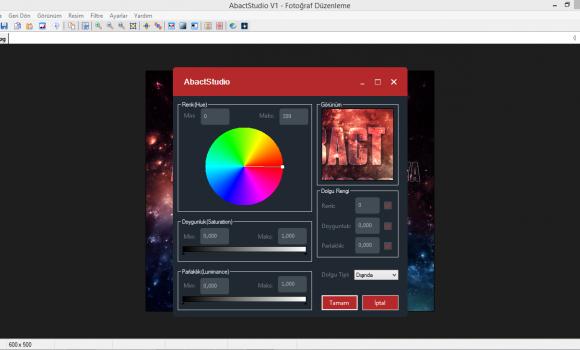 Abact Studio Ekran Görüntüleri - 2
