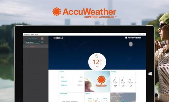 AccuWeather Ekran Görüntüleri - 2