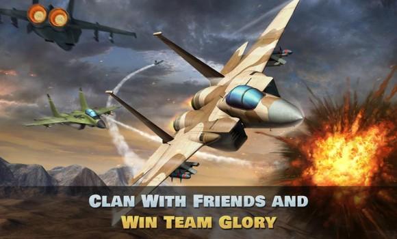 Ace Force: Joint Combat Ekran Görüntüleri - 1