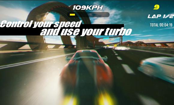 Ace Racing Turbo Ekran Görüntüleri - 5