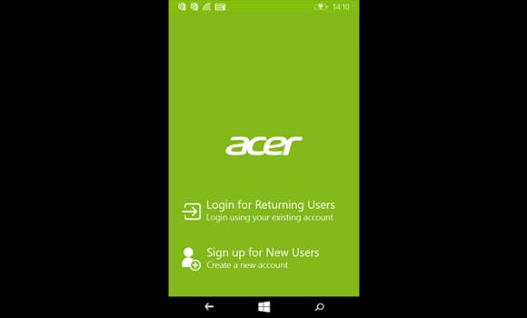 Acer Leap Manager Ekran Görüntüleri - 2