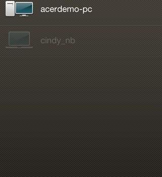 Acer Uzak Dosyalar Ekran Görüntüleri - 2