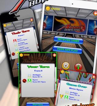 Action Bowling 2 Ekran Görüntüleri - 2
