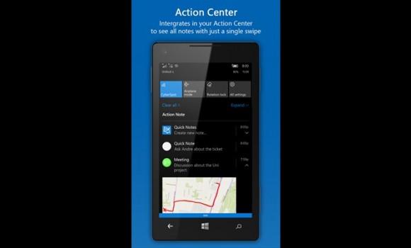 Action Note Ekran Görüntüleri - 1