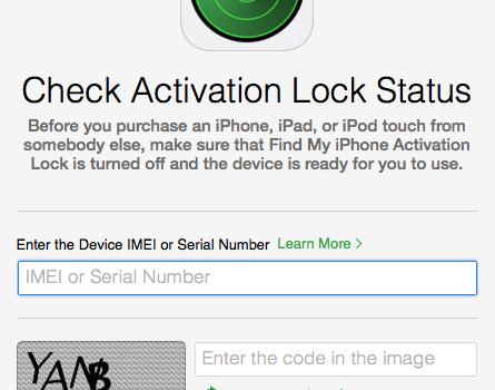 Activation Lock Status Tool Ekran Görüntüleri - 3